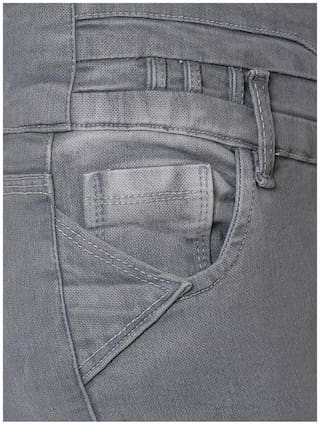 Jeans NJ'S;Woman Skinny;Grey;Denim NJ'S;Woman Jeans Skinny;Grey;Denim NJ'S;Woman fFqwST