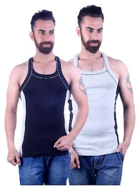 Cotton Tank ,Pack Of 2