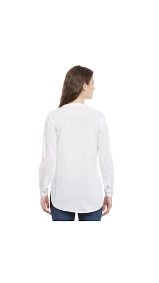 Color Solid Off Color Shirts White Off Off Shirts Solid White WqwP60AW