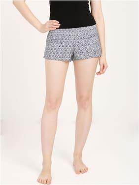 Olli Women Printed Regular shorts - Multi