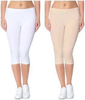 Women Cotton Regular Fit Shorts
