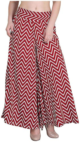 Women Blended Palazzo