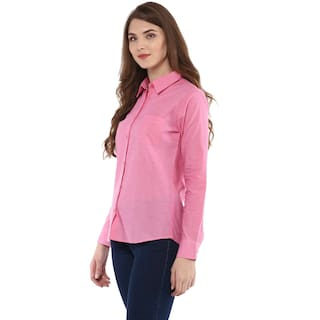 Solid Femme Women's One Down Shirt Button TBnwnEfq