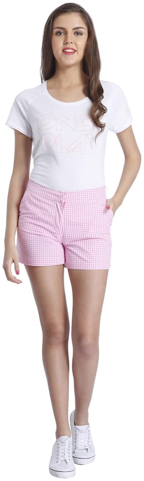 ONLY Women Printed Sport shorts - Multi