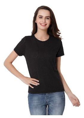 8bd2592959 Ladies T Shirt - Buy T Shirts for Women Online at Upto 80% Off