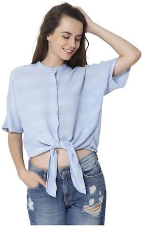 Women Loose Fit Casual Shirt
