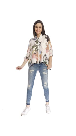 Only Casuals Shirt Casuals Women's Printed Casuals Women's Shirt Printed Only Only Printed Women's rpxvqr