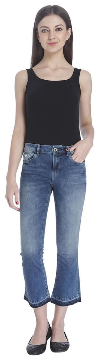 denim Blue Jeans Casual Women's Only xUwqBFf