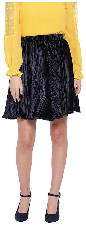 Women Solid Skirt ,Pack Of 1