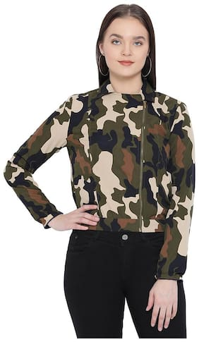 Women Printed Jacket