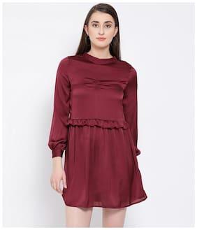 Women Solid Dress