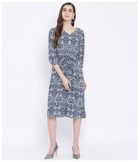 Women Abstract Dress