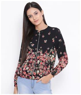 Women Floral Jacket