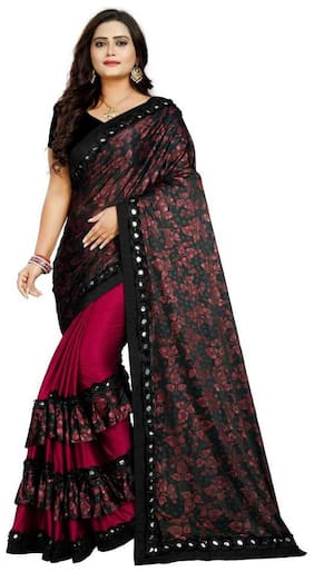 Lycra Bollywood Saree
