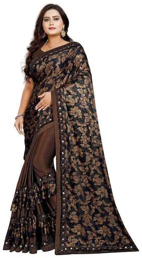 Lycra Bollywood Saree