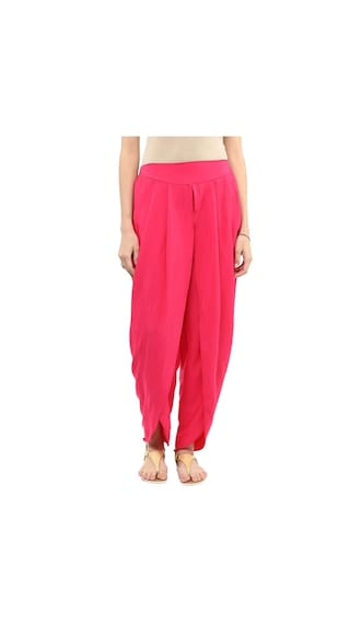 Pannkh Frill Layered Trouser