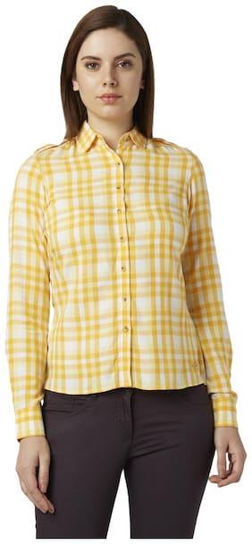 Women Regular Fit Formal Shirt ,Pack Of 1