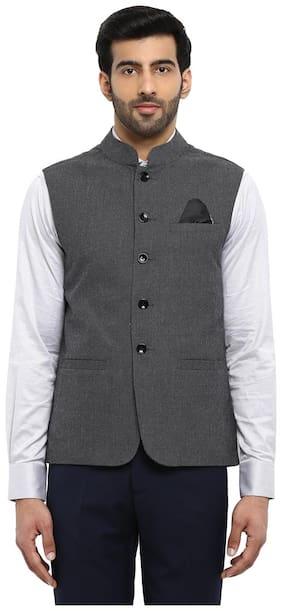Men Formal Waistcoat ,Pack Of 1