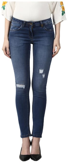 Women Relaxed Fit Jeans Pack Of 1