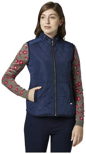 Women Solid Jacket