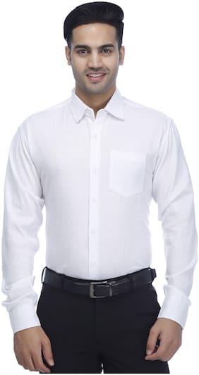 PAUL JACKSON Men Regular fit Casual shirt - White