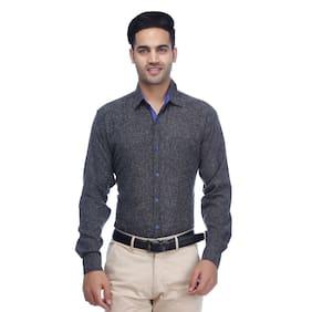 557a8b9d045 PAUL JACKSON Men Slim Fit Casual shirt - Grey