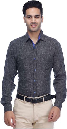 PAUL JACKSON Men Slim fit Casual shirt - Grey