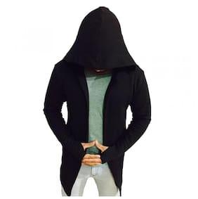 b85fd33e59a2 Pause Men Cotton Blend Slim Fit Jacket - Black