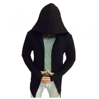 8eae47a672c Buy Pause Men Cotton Blend Slim Fit Jacket - Black Online at Low ...