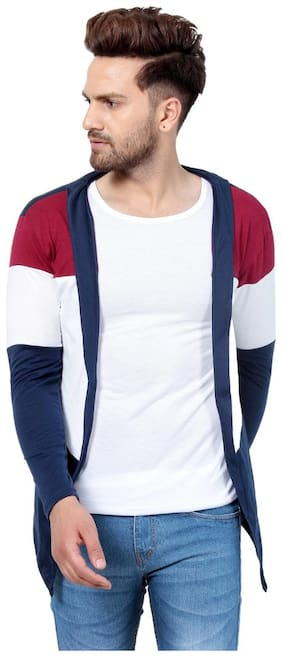 Men Cotton Long Sleeves Shrug