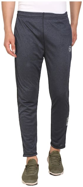 Slim Fit Microfibre Track Pants