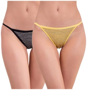 pavvoin by cool klen bikni string panty pack of 2
