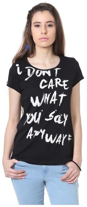 People Black T Shirt