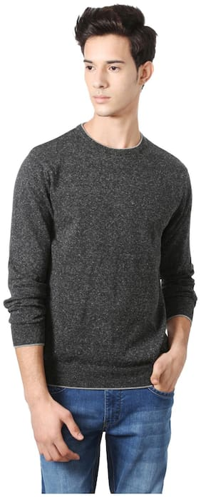 Men Knitted Pullover