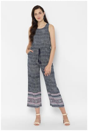 Women Printed Jumpsuit