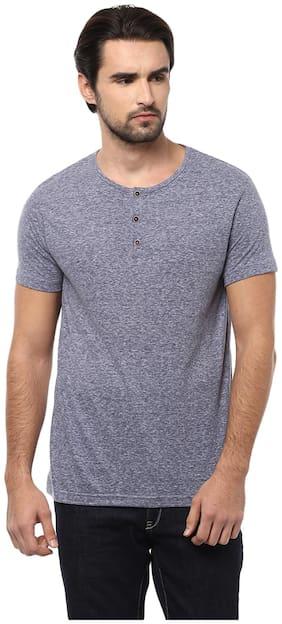 People Men's Regular Fit T-Shirt - Grey