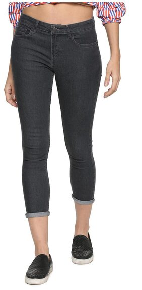People Grey Jeans