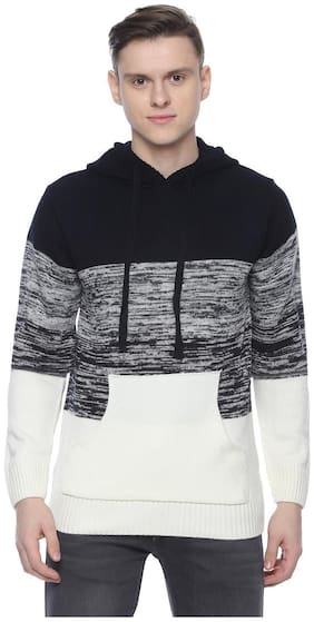 Men Acrylic Full Sleeves Sweater