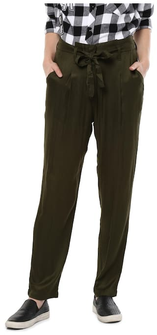 Casual People People Olive Olive Pants 5qxYwttgd