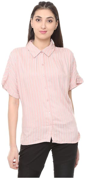 Women Regular Fit Casual Shirt