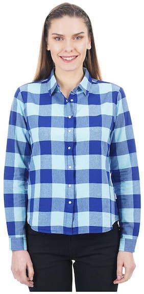 Women Regular Fit Casual Shirt