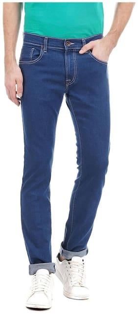 Men Slim Fit Low Rise Jeans Pack Of 1