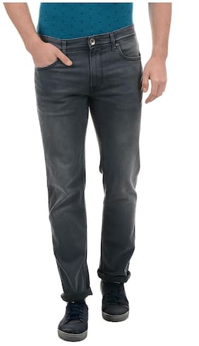 Men Regular Fit Mid Rise Jeans ,Pack Of Pack Of 1