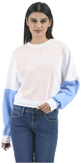 Women Printed Sweatshirt ,Pack Of 1