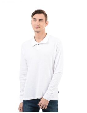 Pepe Jeans Men Solid Polo T-Shirt