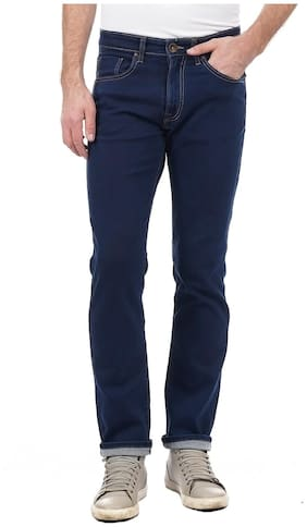 Pepe Jeans Men Mid rise Regular fit Jeans - Blue