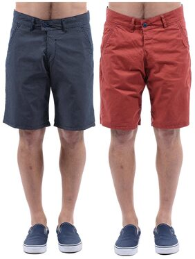 Pepe Jeans Men Reversible Multicolor Basic Short