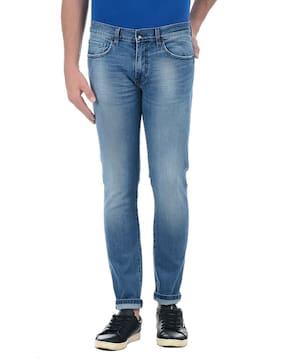 Pepe Jeans Men Low Rise Slim Fit