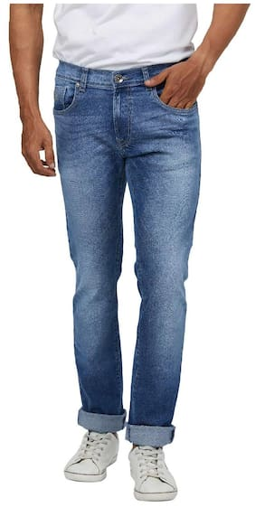 3a324e708d Pepe Jeans Mens Blue Low Rise Slim Fit Jeans (Vapour Fit)