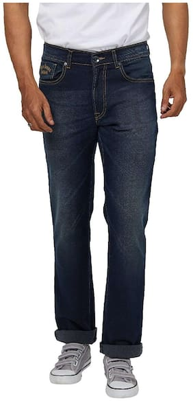 Pepe Jeans Mens Black Slim Fit Low Rise Jeans